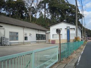 竹中缶詰の会社・工場の前を通りました。