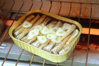 竹中缶詰オイルサーディンおいしいレシピ
